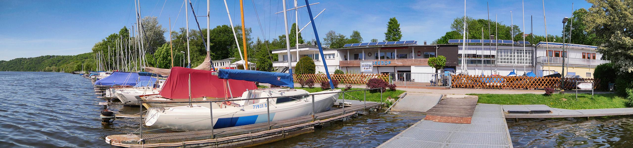 Das Bootshaus SEEHOF